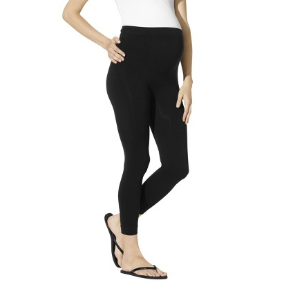 Be Maternity Seamless Capri Leggings by Target #love